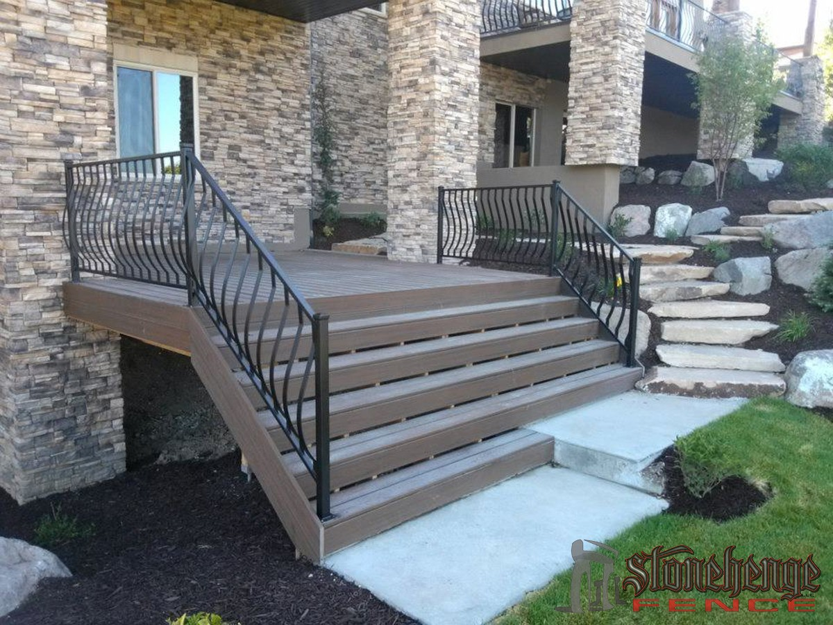Trex decking in utah for Composite decking reviews