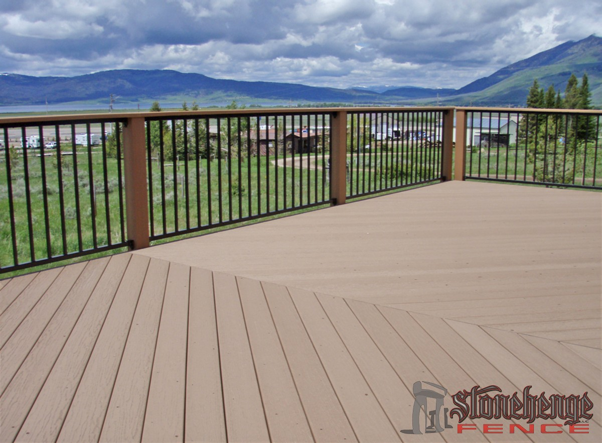 Fencing Gallery The Best Fences Amp Decks In Utah