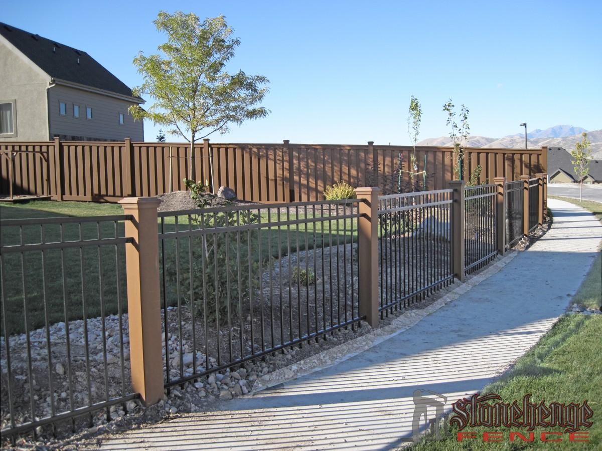 Trex Fencing The Best Fences Amp Decks In Utah