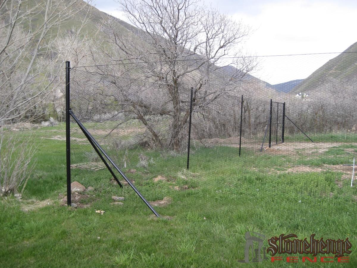 Deer Fencing The Best Fences Amp Decks In Utah