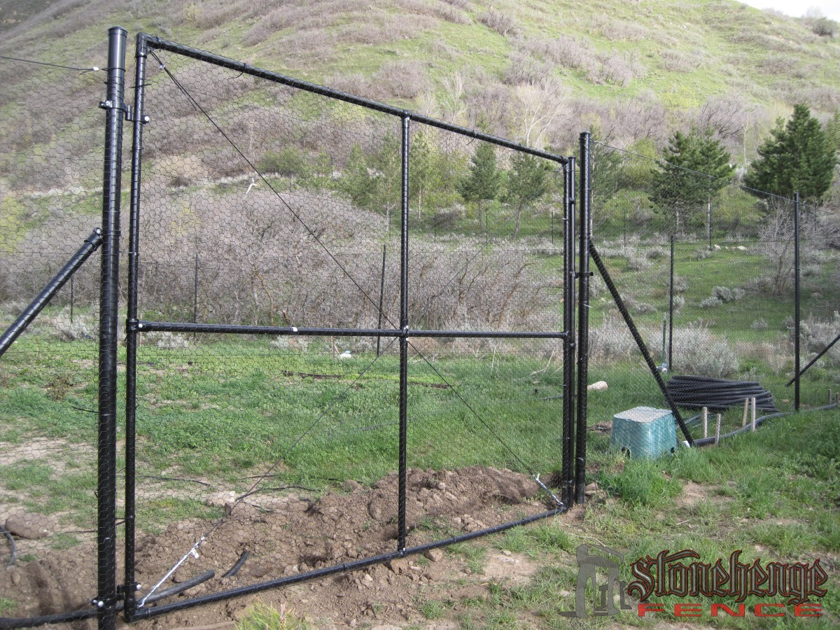 Deer Fencing • The Best Fences & Decks in Utah