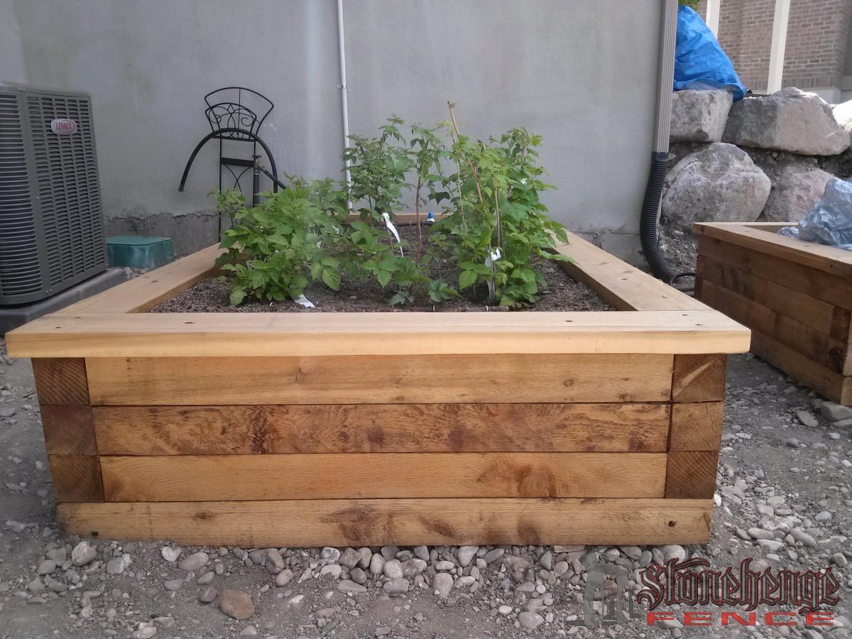 Garden Boxes The Best Fences Amp Decks In Utah
