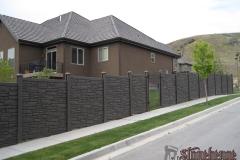 Simtek Stone Amp Concrete Alternative Fencing Services In