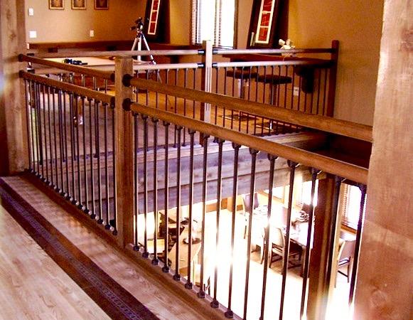 Stair Simple Bwc The Best Fences Amp Decks In Utah