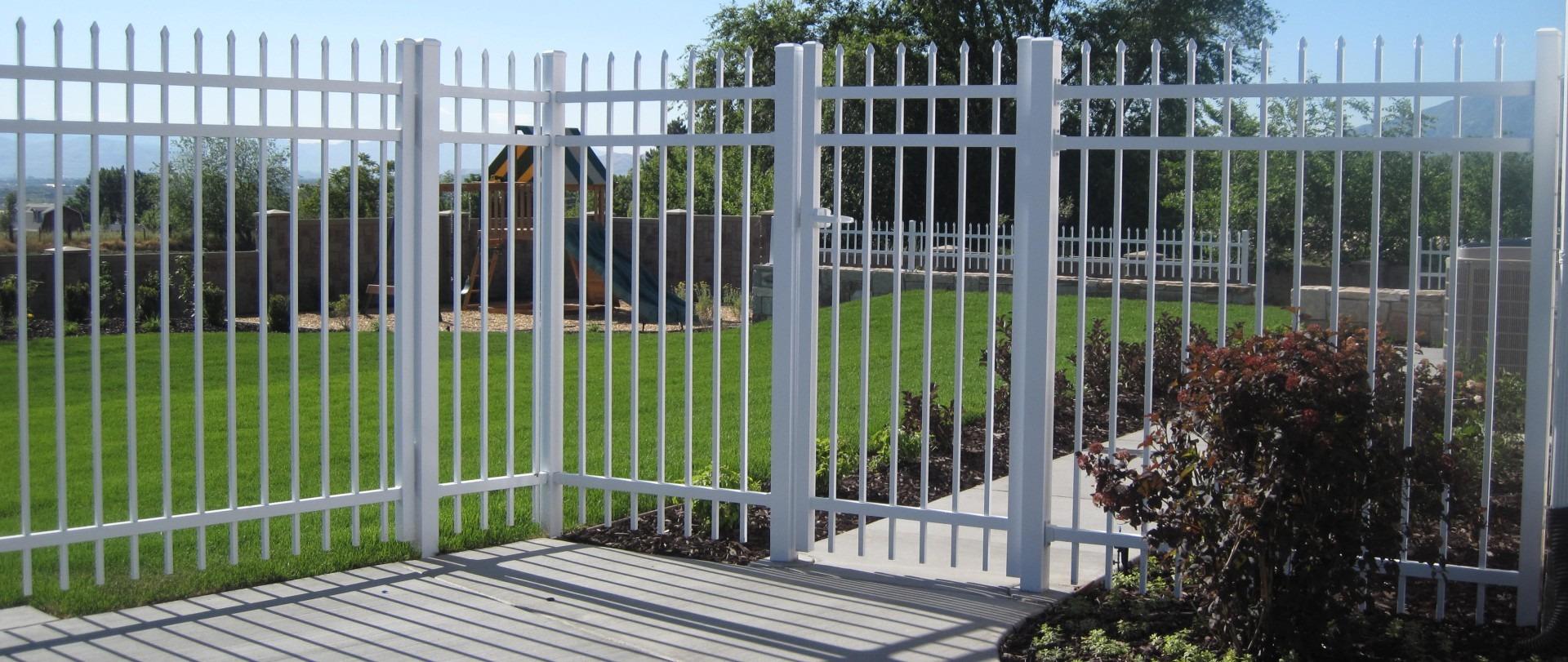 Iron Fences, Railing, Gates & More