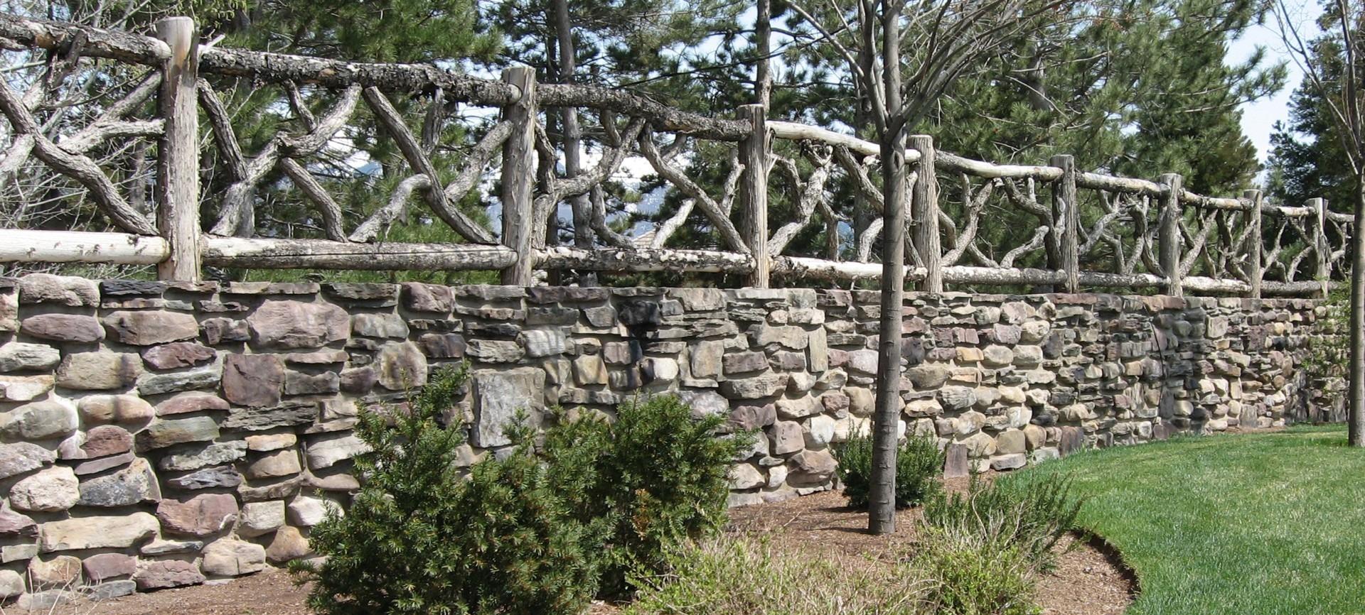 Custom Wood Fencing in Utah