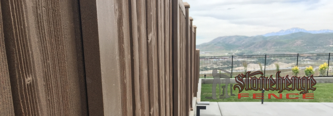 Custom Wood Fencing in Utah